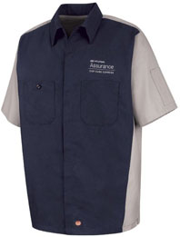 Hyundai Assurance Car Care Express Tech Short Sleeve Shirt