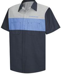 Honda Technician Short Sleeve Shirt