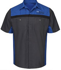 Subaru® Technician Short Sleeve Shirt SY24SU