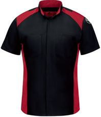 Toyota Short Sleeve Ripstop Technician Shirt