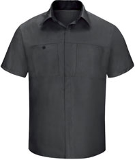 Performance Plus Shop Shirt W/Oil-Block Technology