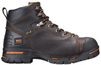 "Timberland 6"" Steel Safety Toe"