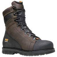 8'' Steele Safety Toe Waterproof
