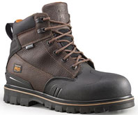 "Timberland 6"" Steel Safety Toe Waterproof"
