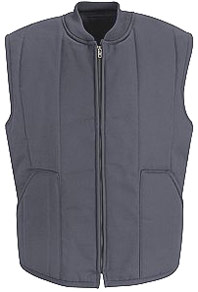 Quilted Work Vest