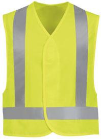 Hi-Visibility Safety Vest - Class 2, Level 2