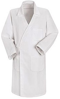 Red Kap Unisex Polyester Butcher Wrap with Pockets