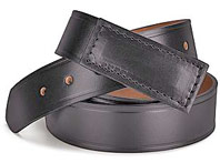 No-scratch Leather Belt