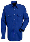 Bulwark EXCEL-FR™ Flame Resistant Snap Front Deluxe Shirt